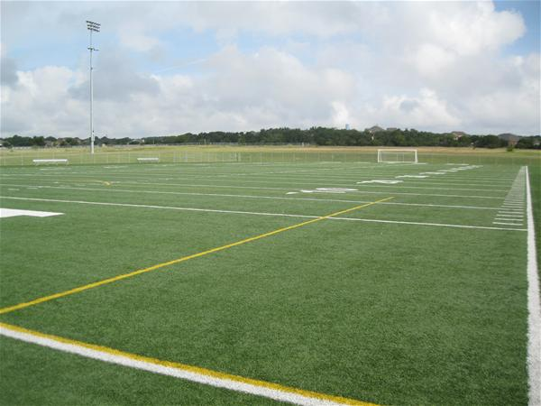 Soccer and Football Field