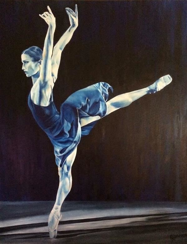 *beautiful artwork by my friend, dance teacher and mentor, Robin Kelley